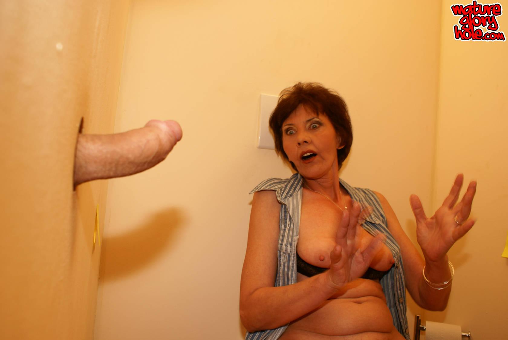 This Horny Granny Still Loves To
